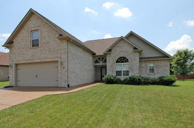 White House Single Family Home Under Contract - Showing: 209 Landons Cir