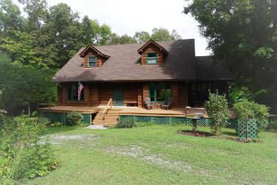 Lebanon Single Family Home For Sale: 2242 Cedar Grove Rd.