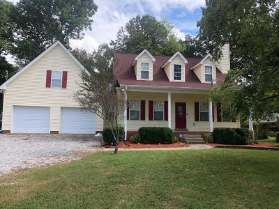 Mount Juliet Single Family Home For Sale: 1009 Windrush Road