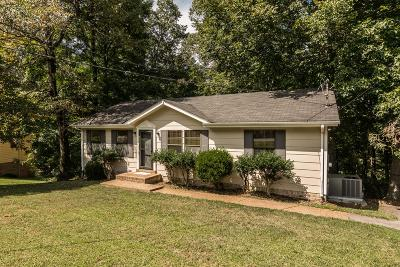 White House Single Family Home For Sale: 1211 Winding Way Dr