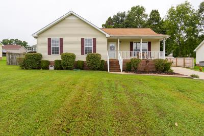 Springfield Single Family Home For Sale: 699 Red Hollow Dr