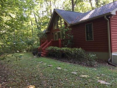 Kingston Springs Single Family Home For Sale: 1280 Campbell Ridge Road
