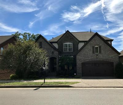 Hermitage Single Family Home For Sale: 4133 Stone Hall Blvd