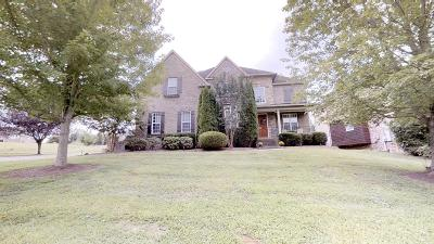 Spring Hill Single Family Home For Sale: 1341 Round Hill Ln