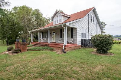 Maury County Single Family Home For Sale: 3982 Cecil Farm Rd
