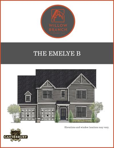 Thompsons Station  Single Family Home Under Contract - Not Showing: 2737 Cloister Ln (Lot 1161)