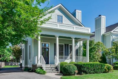 Nashville Single Family Home Under Contract - Showing: 828 B Clayton Ave