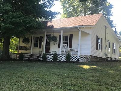 Springfield Single Family Home Under Contract - Showing: 11665 Owens Chapel Rd