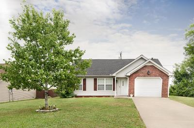 Wilson County Single Family Home Under Contract - Showing: 119 Sara Cir