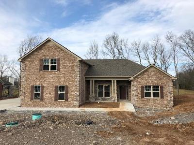 Murfreesboro Single Family Home For Sale: 1423 Lila Dr