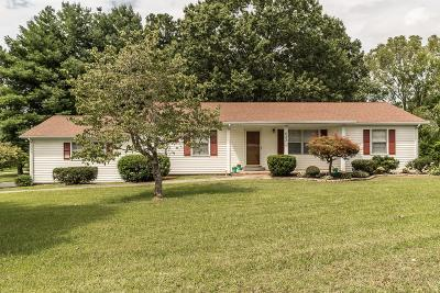 Springfield Single Family Home For Sale: 683 Lakeside Dr