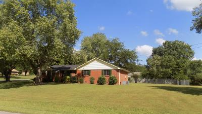 Gallatin Single Family Home For Sale: 1061 Cragfront Est Loop