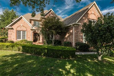 Gallatin Single Family Home For Sale: 1040 Kendras Run
