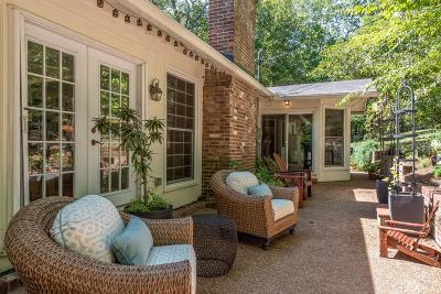 Nashville Single Family Home For Sale: 418 W Hillwood Dr