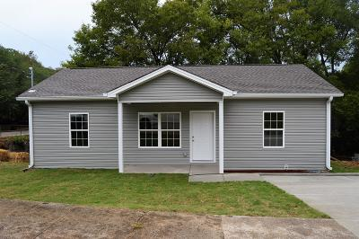 Maury County Single Family Home For Sale: 1318 Galloway St