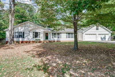 Dickson Single Family Home For Sale: 104 Cottonwood Dr