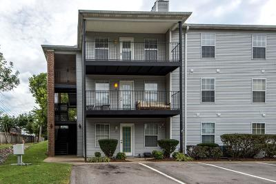 Condo/Townhouse For Sale: 2258 Lebanon Pike #71
