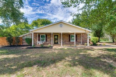 Kingston Springs Single Family Home Under Contract - Showing: 179 Maple Ct