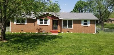 Clarksville Single Family Home For Sale: 309 Rue Le Mans Dr