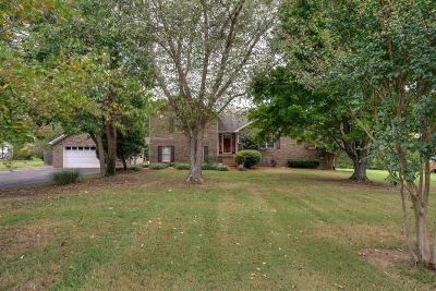 Maury County Single Family Home For Sale: 124 Oak Valley Dr