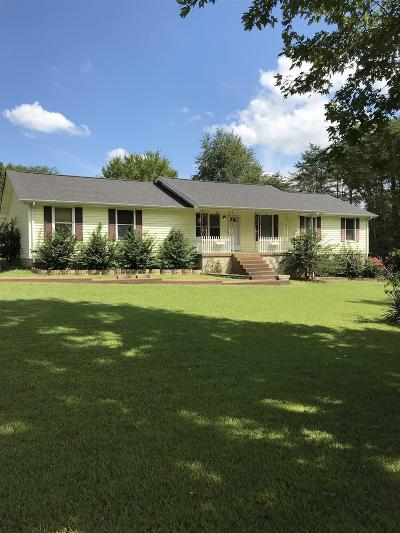 Ashland City Single Family Home Under Contract - Not Showing: 3188 Old Clarksville Pike