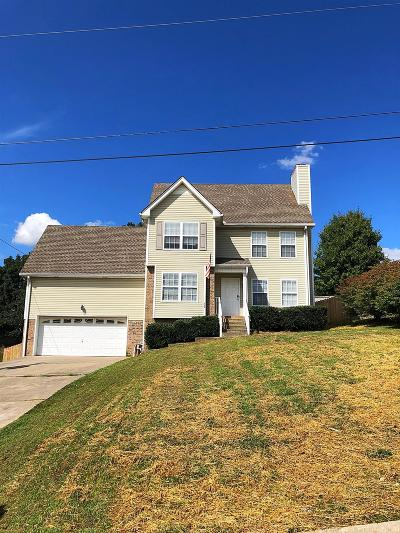 White House Single Family Home For Sale: 112 Choctaw Cir