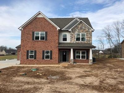 Murfreesboro Single Family Home For Sale: 1419 Lila Dr