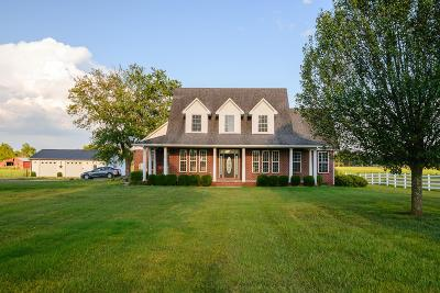 Rutherford County Single Family Home For Sale: 6351 Wayside Rd