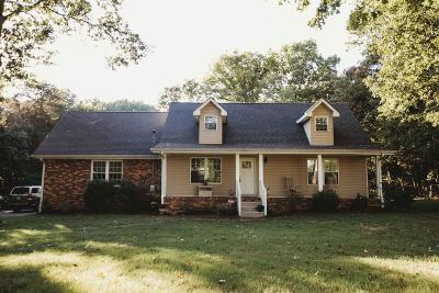 Mount Juliet Single Family Home For Sale: 6824 Beckwith Rd