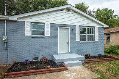 Madison Single Family Home For Sale: 234 Edgemeade Dr