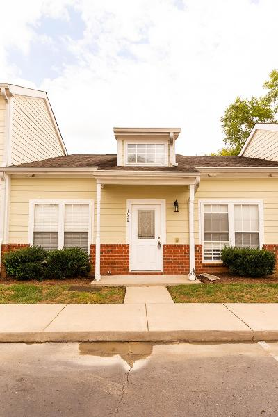Spring Hill  Single Family Home Under Contract - Showing: 1024 Wildwood Drive