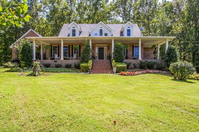 Franklin Single Family Home For Sale: 4310 Gosey Hill Rd