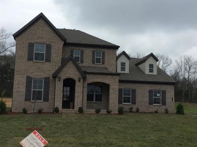 Williamson County Single Family Home Under Contract - Not Showing: 318 Gleaves Lane. Lot 3