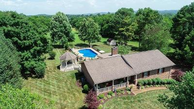 Franklin Single Family Home For Sale: 4272 Warren Rd