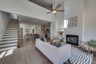 Nashville Single Family Home For Sale: 1832 B 9th Avenue North