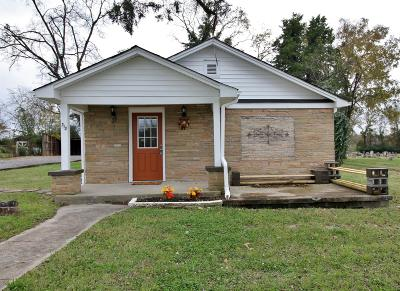 Wilson County Single Family Home For Sale: 318 W Adams Ave