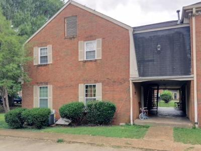 Madison Condo/Townhouse For Sale: 323 Forrest Park Rd Apt 1-21
