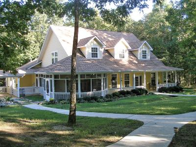 Monteagle TN Single Family Home For Sale: $399,000