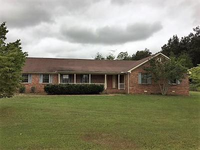 Rutherford County Single Family Home For Sale: 5146 Midland Rd