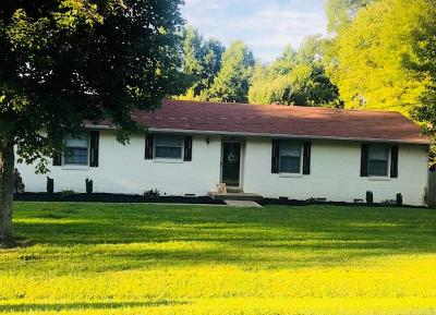 White House Single Family Home Under Contract - Showing: 112 Oakdale Dr