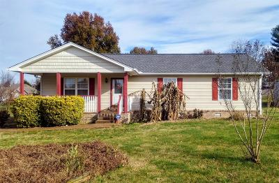 Single Family Home For Sale: 156 Oak Hill Dr