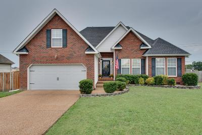 Spring Hill  Single Family Home Under Contract - Showing: 2945 Hearthside Dr