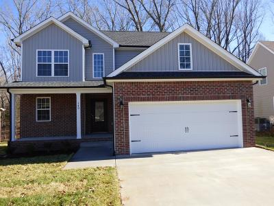 Clarksville Single Family Home For Sale: 149 Sycamore Hill Dr