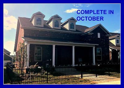Hendersonville Single Family Home Under Contract - Not Showing: 1547 Drakes Creek Road Lot 138