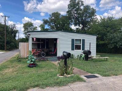 Nashville Single Family Home For Sale: 2706 Booker St