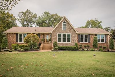Old Hickory Single Family Home For Sale: 110 Kennett Rd