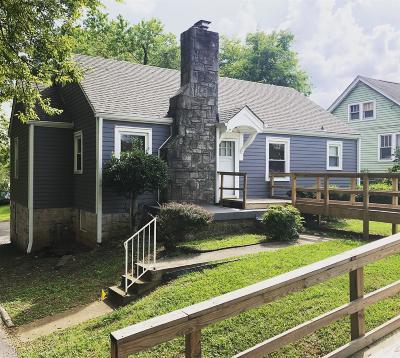 Nashville Single Family Home For Sale: 1605 Porter Rd