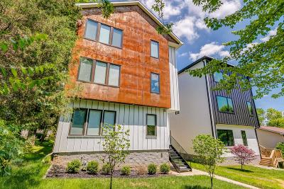Single Family Home For Sale: 3104 A Wellington Ave
