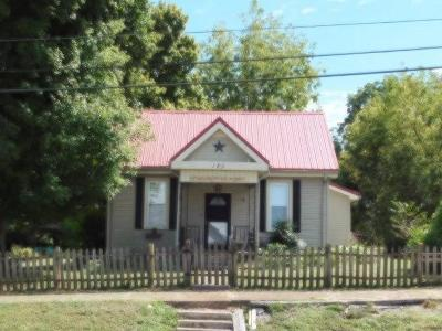 Christian County Single Family Home For Sale: 180 N Main St.