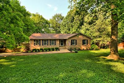 Maury County Single Family Home For Sale: 2819 Gray Cir